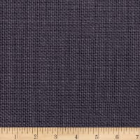 Morgan Fabrics Wilde 100% Linen Navy