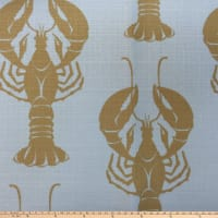Morgan Fabrics Lobster Ubk Breeze
