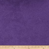 Morgan Fabrics Passion Faux Suede Purple