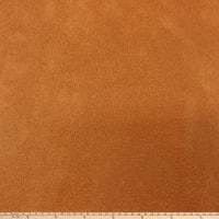 Morgan Fabrics Passion Faux Suede Orange