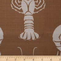 Morgan Fabrics Lobster Ubk Beach