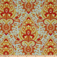 Morgan Fabrics Bruno Citrus
