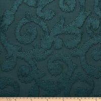 Morgan Fabrics Velvet Botticelli Teal
