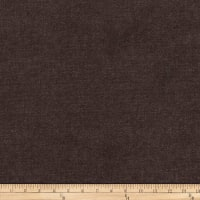 Morgan Fabrics Denim Faux Suede Mocha