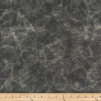 Morgan Fabrics Stonewash Barkcloth Charcoal