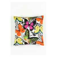 Morgan Fabrics Velvet Monarch Pillow 3