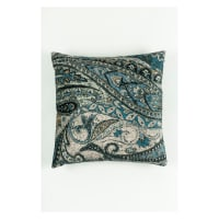 Morgan Fabrics Velvet Paisley Pillow 4