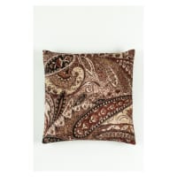 Morgan Fabrics Velvet Paisley 5 Pillow