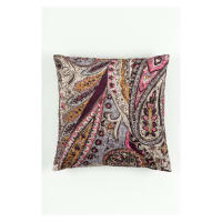 Morgan Fabrics Velvet Paisley 2 Pillow