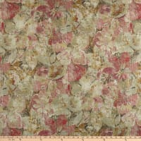 Swavelle/Mill Creek Contemplation Barkcloth Wild Rose