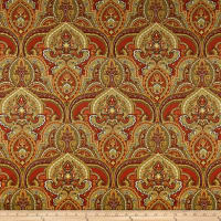 Swavelle/Mill Creek Pushang Twill Paprika