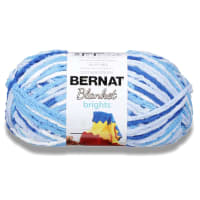 Bernat Blanket Brights Yarn (300g/10.5 oz), Waterslide Varg