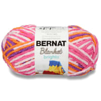 Bernat Blanket Brights Yarn (300g/10.5 oz), Jump Rope Varg