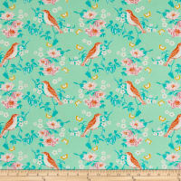Freespirit Darling Meadow Darling Meadow Aqua