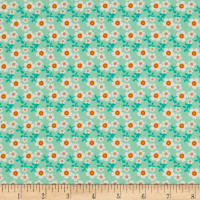Freespirit Darling Meadow Bitty Green