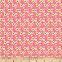 Freespirit Darling Meadow Bitty Pink