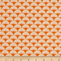 Freespirit Darling Meadow Fans Orange