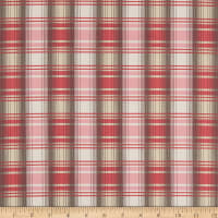 Freespirit Dream Cottage Scotch Plaid Taffy