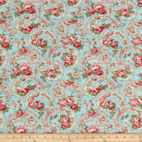 Freespirit Dream Cottage Paisley Garden Cloud