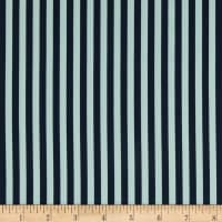 Freespirit Dream Cottage Candy Stripe Navy