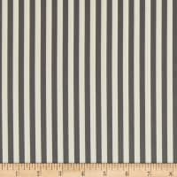 Freespirit Dream Cottage Candy Stripe Silver