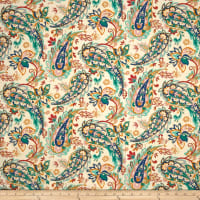 Cotton Duck Basics Precious Paisley (Bolt, 8 Yards) Spring
