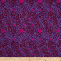 FreeSpirit Passion Flower Lace Lush