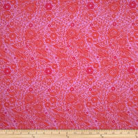 FreeSpirit Passion Flower Lace Marmalade