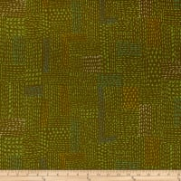 FreeSpirit How Do You Do Sashiko Green
