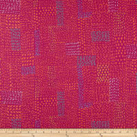 FreeSpirit How Do You Do Sashiko Pink