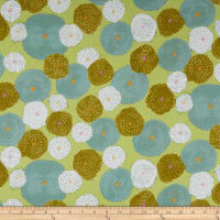 FreeSpirit How Do You Do Stitch Flower Green