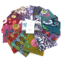 Freespirit English Summer 5 In Charm Pack  42Pc
