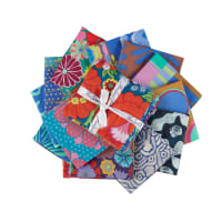 Kaffe Fassett Artisan Bass Fat Quarter 13 PC
