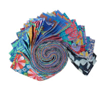 "Kaffe Fassett Artisan Bass 2.5"" Design Roll 40 PC"