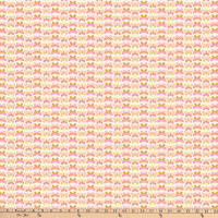FIGO  Mountain Meadow Butterflies Pink/Multi