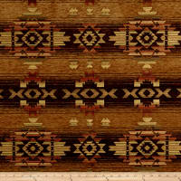Southwest Chenille Tribal Desert