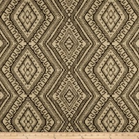 Spain Designer Home Jacquard Onyx