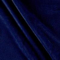 Anti Pill Fleece Solids Navy