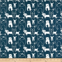 Premier Prints Pedigree Italian Denim