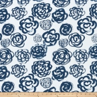 Premier Prints Phoebe Canvas Italian Denim