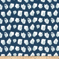 Premier Prints Plato Canvas Italian Denim/Waterbury