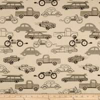 Premier Prints Retro Rides Canvas Lead