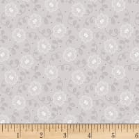 Cream And Sugar Viii Dotty Daisy Gray