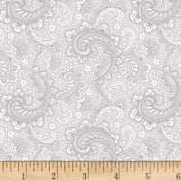 Cream And Sugar Viii Paisley Gray