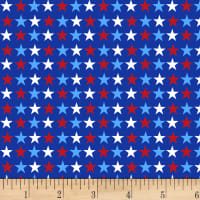 America: Land Of The Free Small Stars Royal