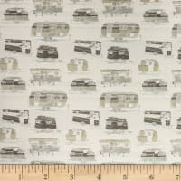 Richloom Roadtrip Jacquard Mist