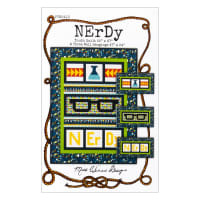 Northcott Big Bang NerDy Pattern