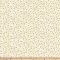 Northcott  Canadian Classics Maple Leaves Cream