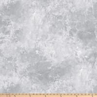 "Northcott  Stonehenge 108"" Wide Backing Quartz Gray"