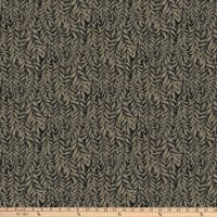 Northcott  Dragonfly Moon Neutrals Leaf Blender Black/ Taupe